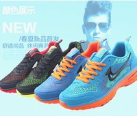 authentic shoes - Men s basketball shoes casual shoes sports shoes authentic shoes breathable pad Korean version of England s business trend