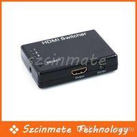 Wholesale 3 Port HDMI Switch Box Switcher Splitter PS3 HDTV p
