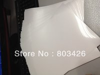 Wholesale JETYOUNG DHL Blank Water Transfer Printing film Hydro Graphic Film for Inkjet printer A4 size pieces bag