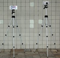 Wholesale 1300mm Lightweight Aluminum Camera Tripod with Carry Bag For Phone or Camera