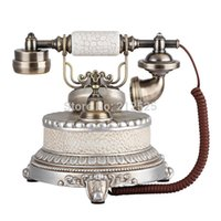 Wholesale JIAHUA brand home furnishing decor old model classical style telephone for wedding gift