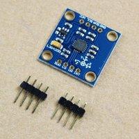 angular velocity - PC L3G4200D Triple Axis Gyro Velocity Angular Sensor Module GY For Arduino
