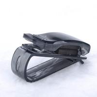 Wholesale Cheap Car Clip New Car Visor Glasses Clip Sunglasses Business Bank Card Ticket Holder Clip FYMPJ132 Y5