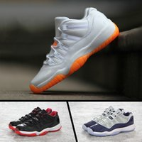 Wholesale 2016 basketball shoes air retro Bred CITRUS Concord gamma legend blue Georgetown Varsity red Metallic Gold low Sneakers US size