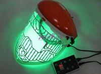 Wholesale Red Blue Green light therapy beauty mask PDT LED Facial Mask LED Photon Skin Rejuvenation machine