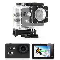 Wholesale SJ4000 style Inch LCD Screen P Full HD Action Camera M Waterproof Camcorders SJcam Helmet Sport DV Car DVR
