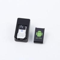 Wholesale Mini camera GPS locator GF spy camera Voice Callback GSM SIM remote tracking spy moniter Remote Tracker listening Track Device