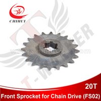 gas motor scooter - T8F T Engine Gearbox Sprocket for Gas Scooter Pocket Bike Dirt Bike amp Mini Motor
