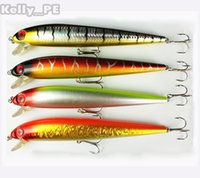Wholesale Hard Lures Large Minnow Plastic Saltwater Artificial Bait cm g Sea Fishing Tackle