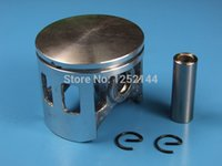 airplane piston engine - original piston assembly for DLE55 DLE111 cc engine order lt no track
