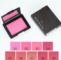best bronzer palette - Best sell Price Brand New Makeup blush bronzer Baked Cheek Color blusher palettes supply