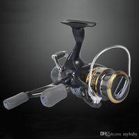 Cheap High quality SBJF Series Superior Baitrunner Carp wheel 1pcs Fishing Reels 9BB+1RB spinning reel lure right left hand