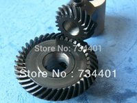 bevel gear ratio - 1 module transmission ratio or spiral umbrella gear gear ratio is pierced teeth and teeth