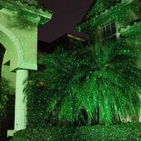 Wholesale outdoor waterproof IP65 laser light projector christmas lights Stage Lights laser light show projector dj effect lighting