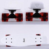Cheap Penny Skateboards Nickel Complete Skateboard tabla skate penny board white