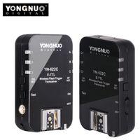 Cheap Yongnuo YN-622C YN622C Wireless ETTL Flash Trigger Receiver Transmitter Transceiver for Canon 70d 6d 650d 1100d 550d 60d 600d