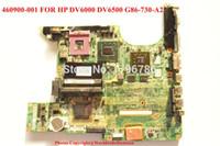 Recensioni Motherboard intel hp dv6000-All'ingrosso-madre del computer portatile 460900-001 per la scheda madre HP DV6000 DV6500 Intel non integrato G86-730-A2 completamente prova e di funzionamento 100%