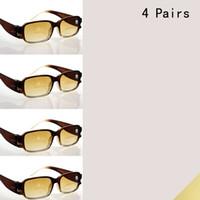 bifocal reading glasses men - Pairs Retro Eyeglasses polarized lenses bifocal Sunglasses Reading Glasses for men amp women