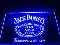Wholesale LE048b Jack Daniels Whisky Display Neon Light Sign