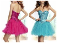 Cheap Reference Images Formal Dress Best A-Line Sweetheart Short Sweet 16 Dresses