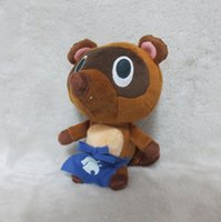 animal crossing store - Animal Crossing New Leaf Doll cm Tommy Convenience Store Clerk Plush Toys