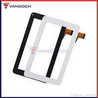 Wholesale Touch Tablet Panels screen for Tablet inch flat fm700405kd black white Repalcement Repair