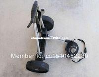 Nova chegada!!! e2 eMotion £ 22 Elétrica Motorizado 2-Wheel Push / Pull Golf Caddy Cart Trolley