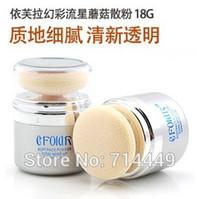 cosmetic mineral makeup - EFOLAR Makeup bare minerals Loose Powder Matte Foundation BB Cream Defective fix powder colors Cosmetics Facial Care