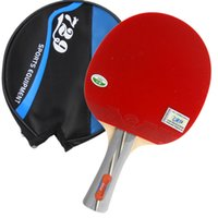 Wholesale RITC Friendship Pips In Table Tennis Ping Pong Racket a Bat Case