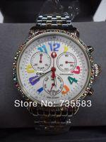 michele watch - Factory Seller New Brand Michele MW03M25A1933 CSX Carousel Quartz Chronograph Women s Watch New