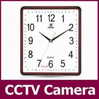 Nouvelle arrivée Fashion Z8 H.264 -HD 720P WIFI Horloge Caméra CCTV Qualité Accueil Sécurité bébé moniteur à distance enregistreur mini caméra DVR