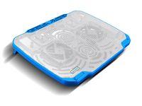 Wholesale 2016 Portable ventilateur stand for inch laptop cooler notebook stand laptop cooling pad ventilador cooler fan