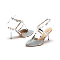 Wholesale 2015 shoes D fuse Brand high heels slippers shoes dress wedding shoes