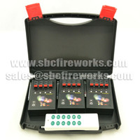 Wholesale HK POST AIR AMR04 Equipment m Fireworks firing system fireworks remote control with m talon igniters