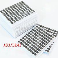 lr41 button cell - AG3 A SR41SW LR736 LR41 Wrist Watch Batteries V Akaline Button Cell Coin Battery