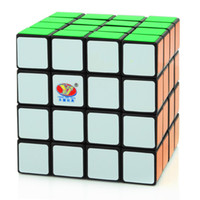 Wholesale 2015 Brand New YJ ShenSu x4x4 Magic Cube mm for Cubing Competition Black Educational Toy Special Toys