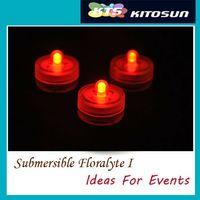 al por mayor luces individuales con pilas-Venta caliente La gente amaba 120pcs envío rápido 2pcs CR2032 Baterías Sibmersible batería individual Mini luces LED