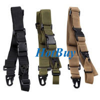 Wholesale Tactical Point Rifle Gun Sling System Bungee Band Strap Durable Adjustable