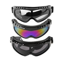 Wholesale Airsoft Goggles Tactical Paintball Glasses Wind Dust Motorcycle Protection Brand New