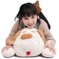 Cheap plush dog, pillow plush toy dog ,Stuffed Toys,animals