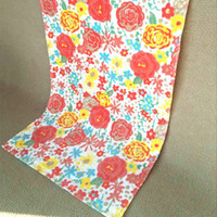 Wholesale Towels export to Europe reactive printing soft water absorption cotton towel tea tea price