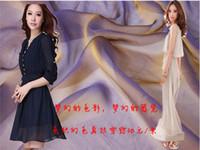 dyed fabric - Silk chiffon silk fabrics dyed silk chiffon silk chiffon silk cloth multicolor into