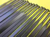 Wholesale 1432 Spokes Pillar PSR Aero Straight Pull Spoke Straight Head Spokes Gauge mm Black with Free Silver Round Alloy AL7075 Nipples
