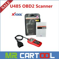 For Chrysler auto dtc - 2016 Recommend Original Xtool U485 Auto Scanner EOBD OBDII CAN BUS DTC Fault Code Reader Reset Engine