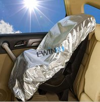 baby car shades - High quality Car Seat Sun Shade Cover Mommys Child Safety Toddler Baby Infant Reflector UVRAY Helper