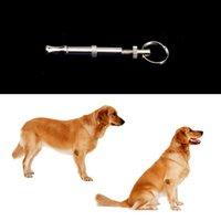 Wholesale Dog Remote Training Pet Dog Animal Training Supersonic Sound Whistle Promotion