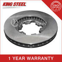 Wholesale OE NO VE400 Front Axle Brake disc for Truck Pathfinder model Working With Kilometer