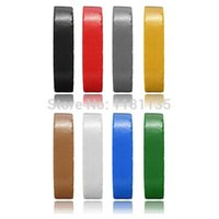 Wholesale Colorful M x mm Waterproof Roll Fastening Seal Sticky Tape Self Adhesive Craft Repair