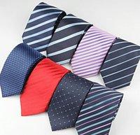 Wholesale 100 Silk Jacquard Classic Woven Man s Tie Necktie