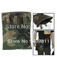 Wholesale Good Rigid Military Rapid Dump Cartridge Pouch Collection Bag Tool Kit with Waterproof Nylon Coating